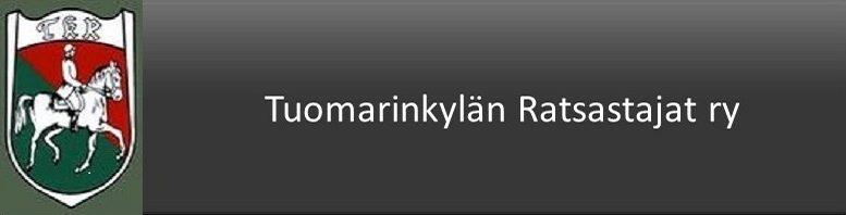 Tuomarinkylän ratsastajat ry - Domarby Ryttare ry on perinteikäs ratsastusseura, jonka historia alkaa vuodesta 1968. Rastsastusseura on koko historiansa ajan toiminut Tuomarinkartanon museomaisemissa Pohjois-Helsingissä.